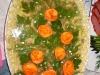 Заливное Золотые розы